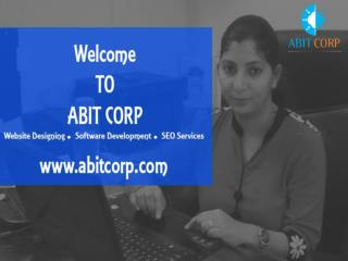 Website development company in Indore - ABIT CORP