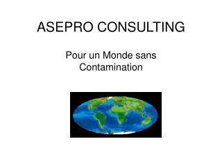 ASEPRO CONSULTING