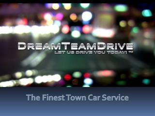 Executive Car Service Houston