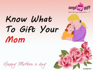 Special Occasion Gifts Online | Buy Mother's Day Gifts Online From SendMyGift