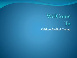 Offshore Medical Outsourcing Companies