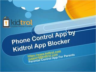 phone control app