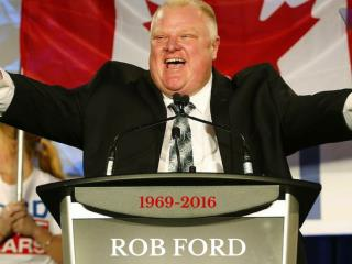 Rob Ford: 1969-2016