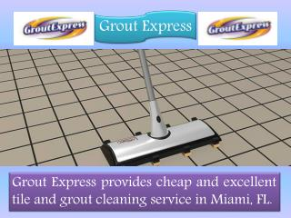 Kitchen Cleaning Service Provider |Grout Express