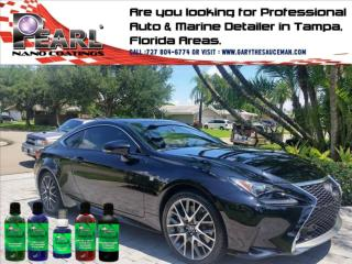 Gary The Sauceman is your Professional Detailer in Gulfport,Tampa and Florida Areas.