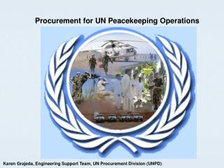 Procurement for UN Peacekeeping Operations
