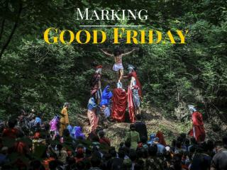 Marking Good Friday