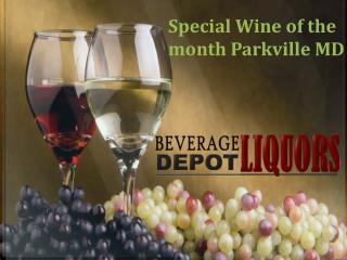 Wine around the World | Parkville MD
