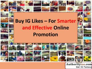 How To Buy IG Likes