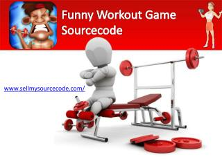 Funny Workout Game Sourececode