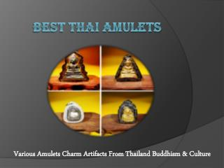 Bestthaiamulets.com