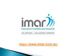 Business Insurance Policies from imar