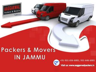 Make a Happy Moving With Packers & Movers in JAMMU