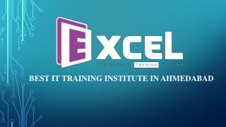 IT Training Institute in Ahmedabad
