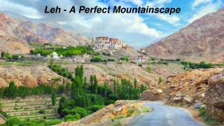 Place to visit in Leh