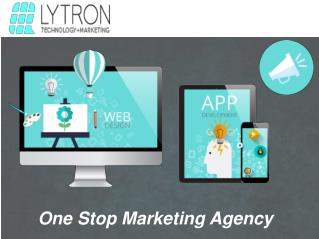 Lytron design - Internet Marketing Agency