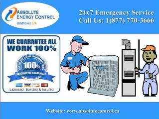 High Quality Air Conditioner And Heating Repair Services in Toronto