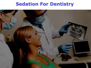 How Sedation Dentistry Helpful For Dental Treatment?
