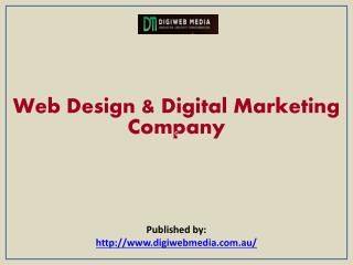 Web Design & Digital Marketing Company