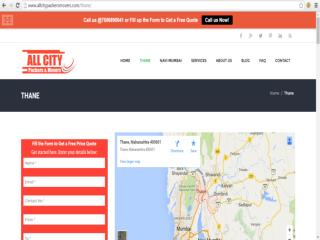 All City Packers and Movers in Thane