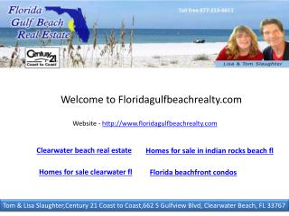 Homes for sale clearwater fl