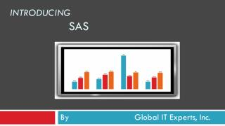 Best-of SAS Analyst @ Global IT Experts, Inc.