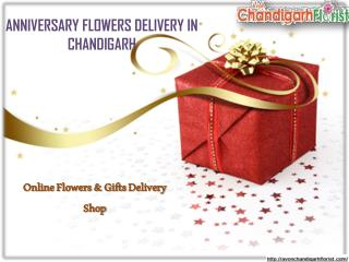 Anniversary Flowers Delivery In Chandigarh