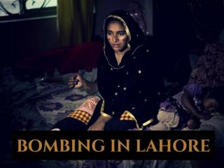 Bombing in Lahore