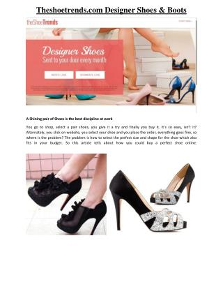 Theshoetrends   Theshoetrends.com Luxury Footwear