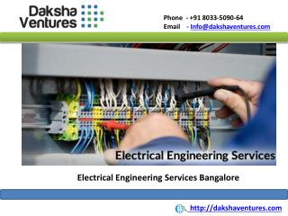 Electrical Services Bangalore