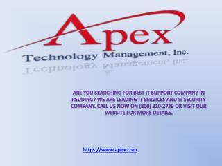 IT services California