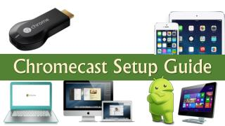 Full Guide: www ChromeCast setup