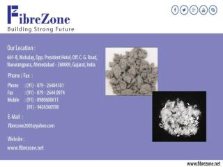 Steel Fibre Manufacturers India, Stainless Steel Fibre