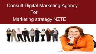 Marketing Help NZTE