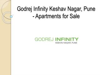 Godrej Infinity Keshav Nagar, Pune - Apartments folr Sale