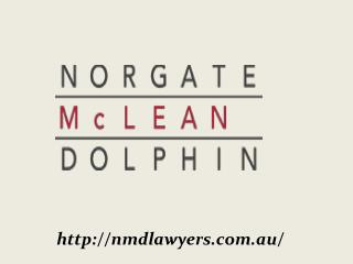 Commercial Law Firm Melbourne