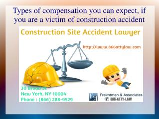 Construction Accident Attorney Queens