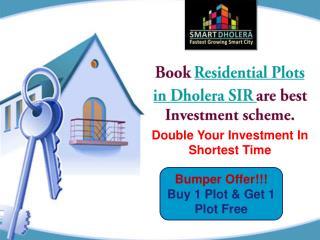Residential Plot In Dholera SIR