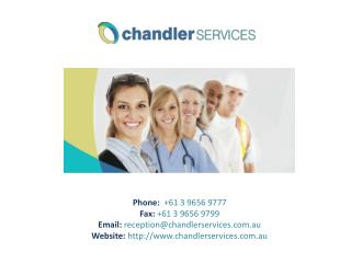 Recruitment and Labour Hire Agency in Melbourne