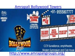 Amrapali Bollywood Towers in Greater Noida West