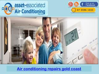 Air conditioning repairs gold coast