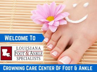 Prominent Wound Care Center In Lake Charles