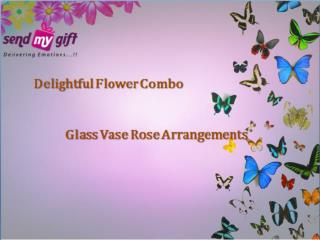 Flowers Bangalore - Flower Combos for Congratulations