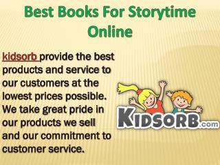 Best Books For Storytime Online