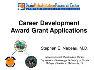 Career Development Award Grant Applications