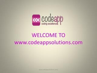Website Designing & Development Company in Pune India| codeappsolutions