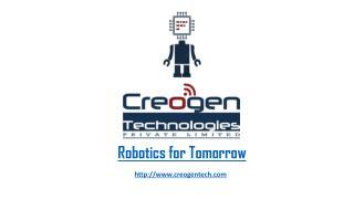 Robotics in Indian Industries & Homes