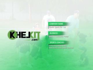 Find best professional sports coach online in Erode