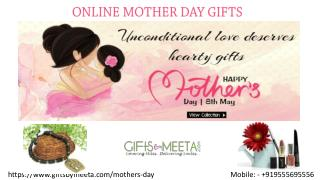 Buy Online Mother Day Gift from GiftsbyMeeta