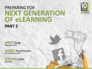 Preparing for Next Generation eLearning - Part II - Social Learning & DIY